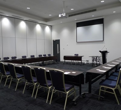 Meeting Rooms 1 & 2 Combined